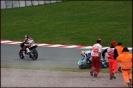 MotoGP (Debise, Baldolini im Kies)